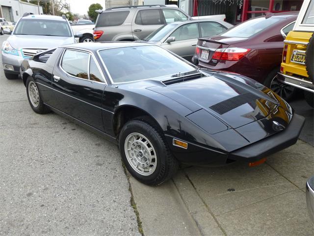 1981 Maserati Merak SS | 901647