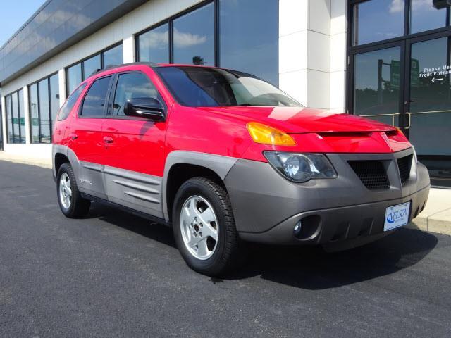 2001 Pontiac Aztek   901651