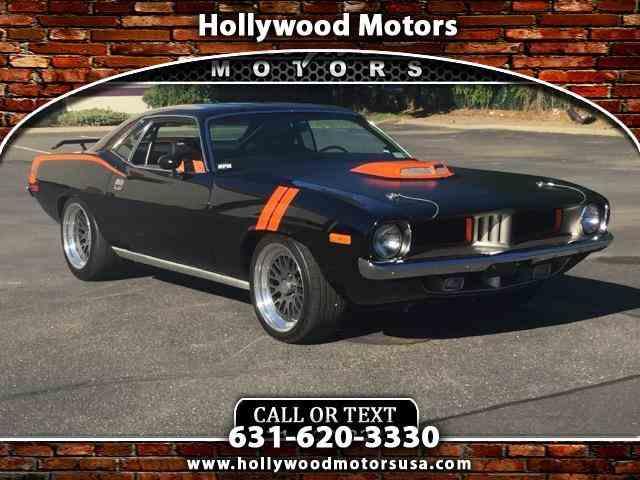 1973 Plymouth Barracuda | 901655