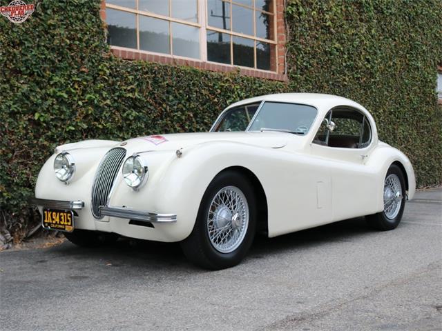 1952 Jaguar XK | 901661