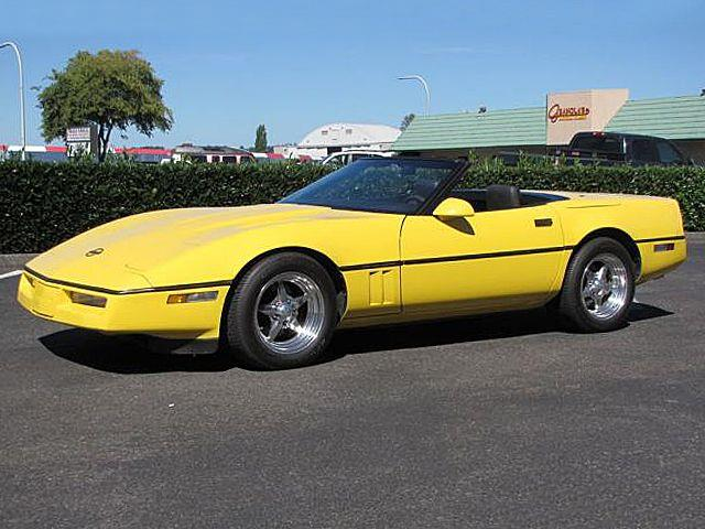 1987 Chevrolet Corvette | 901666