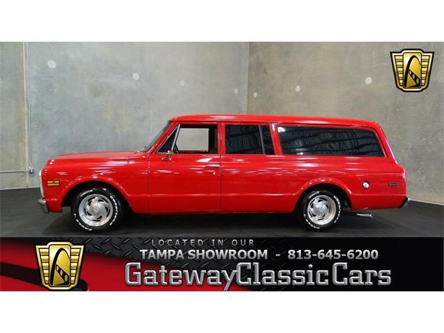 1972 Chevrolet Suburban | 901669