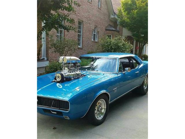 1967 Chevrolet Camaro | 901683