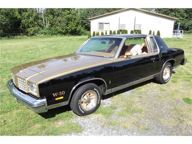 1979 Oldsmobile Hurst   901695