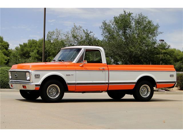 1972 Chevrolet Cheyenne | 901702