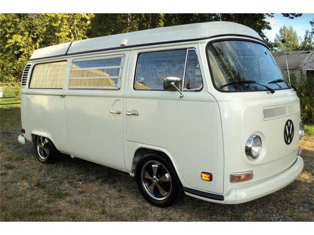 1972 Volkswagen Westfalia Camper | 901703