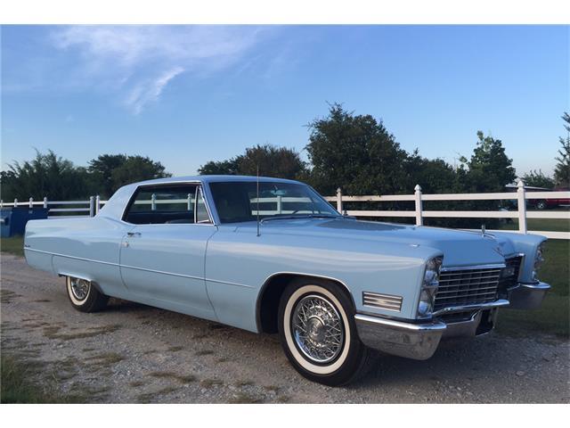 1967 Cadillac Coupe DeVille | 901707