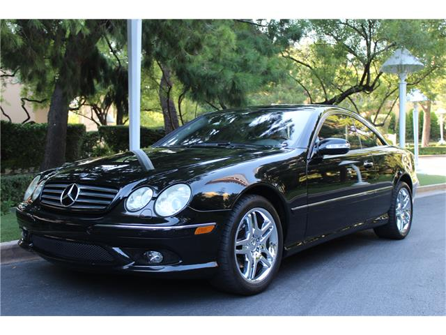2006 Mercedes-Benz CL500   901709