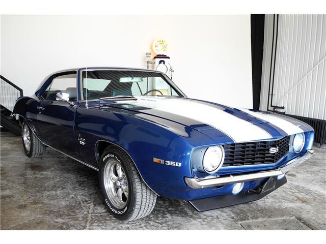1969 Chevrolet Camaro SS | 901710