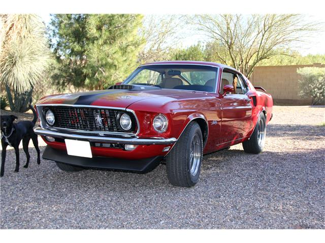 1969 Ford Mustang | 901714