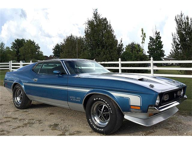 1971 Ford Mustang | 901726