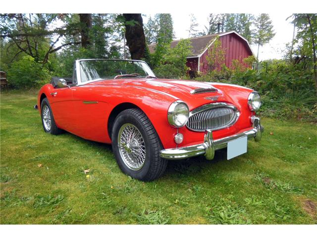 1965 AUSTIN-HEALEY 3000 MARK III BJ8 | 901741