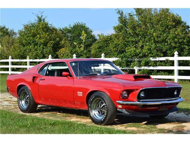 1969 Ford Mustang | 901748