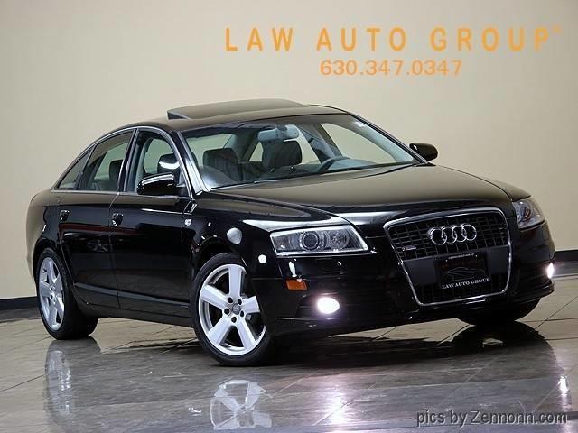 2007 Audi A6 4.2L S-LINE NAVIGATION | 900175