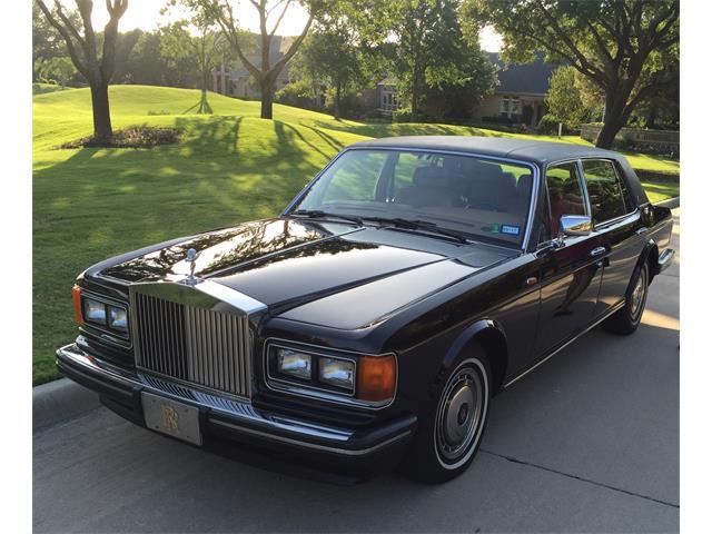 1991 Rolls-Royce Silver Spur | 901760