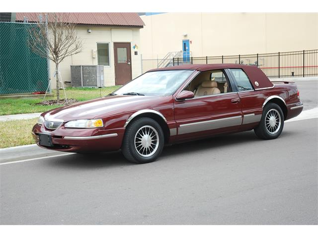 1997 Mercury Cougar XR7 | 901766