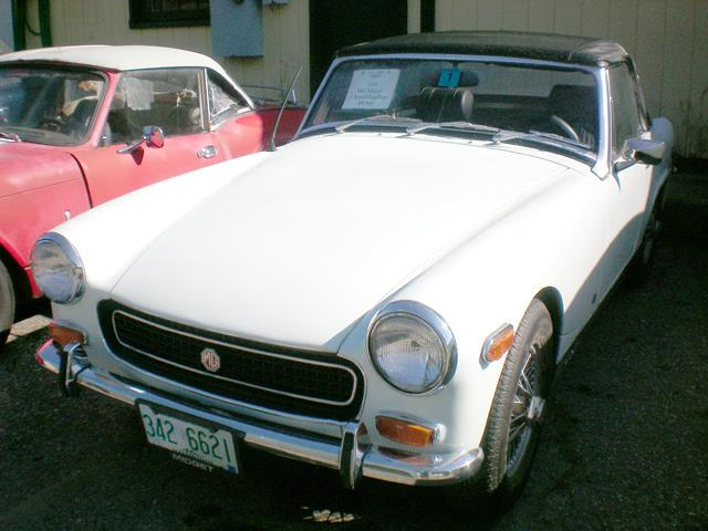 1970 MG Midget | 901768