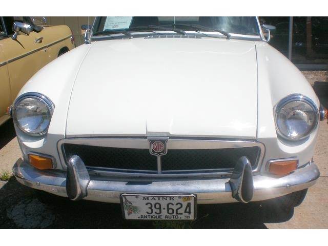1973 MG MGB | 901769