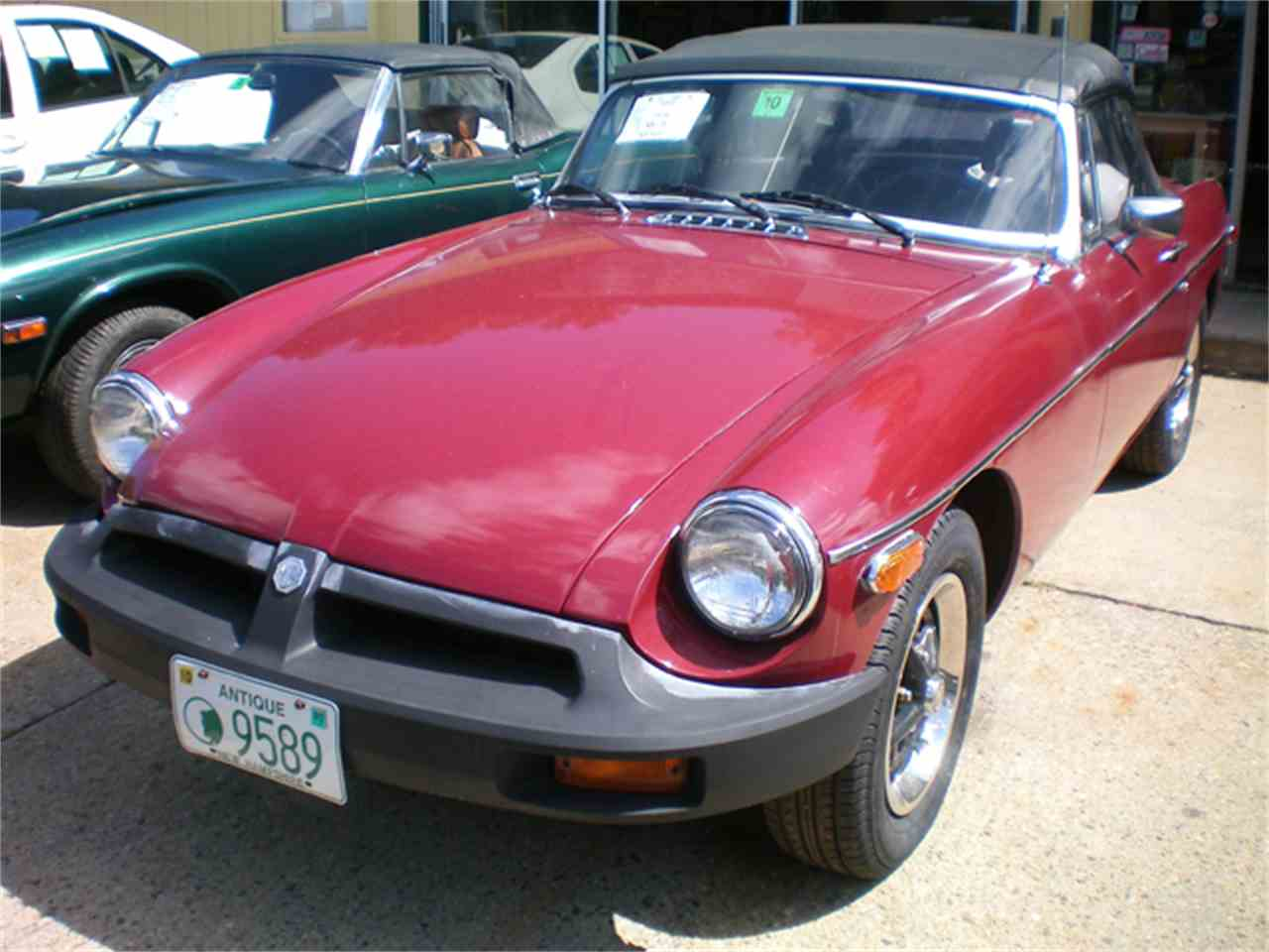 Large Picture of '76 MGB - JBTA