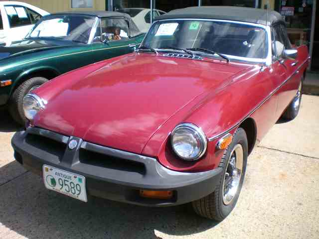 Picture of '76 MGB - JBTA