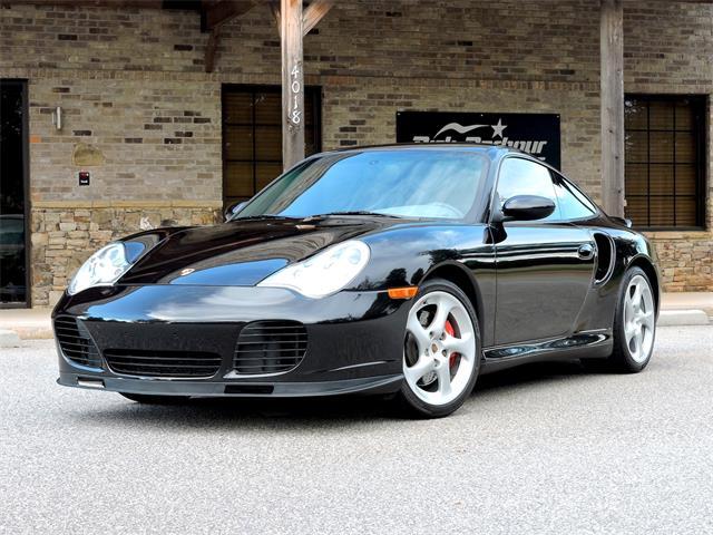 2002 Porsche 911 Turbo | 901775