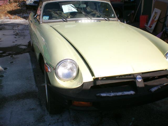 1977 MG MGB | 901780