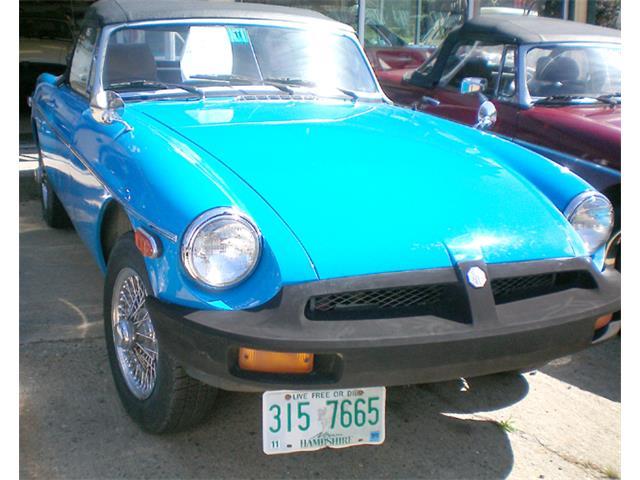 1980 MG MGB | 901783