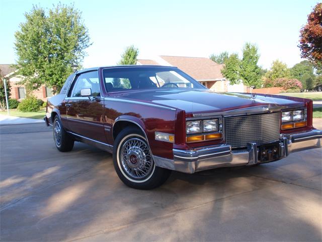 1981 Cadillac Eldorado Biarritz | 901787