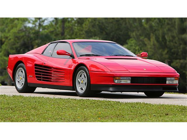 1990 Ferrari Testarossa | 901789