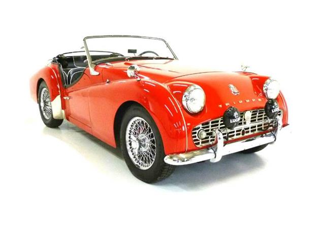 1959 Triumph TR3A | 900179