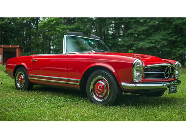 1966 Mercedes-Benz 230SL | 901791