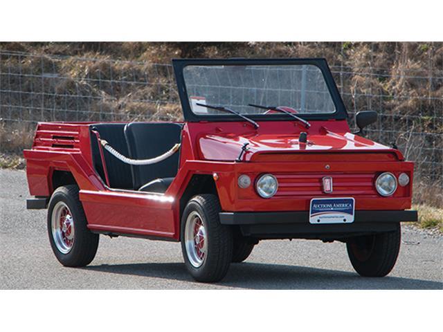 1970 Fiat Moretti 500 Minimaxi | 901793