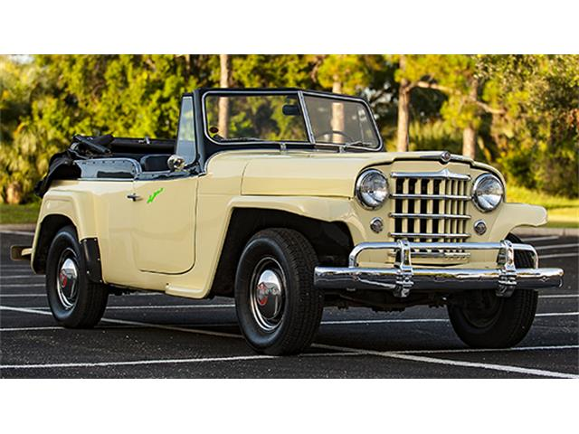 1950 Willys Jeepster | 901801