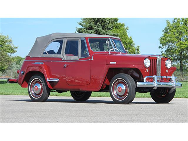 1948 Willys Jeepster | 901808