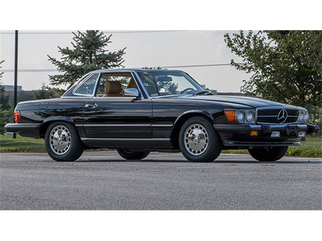1989 Mercedes-Benz 560SL Convertible | 901809