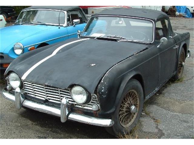 1962 Triumph TR4 | 901817