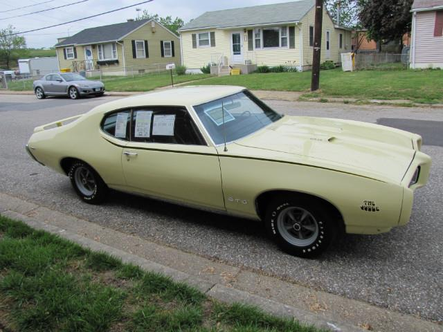 1969 Pontiac GTO (The Judge) | 901833