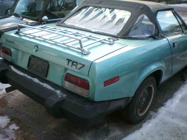 Picture of '80 TR7 - $4,500.00 Offered by Brit Bits - JBV5