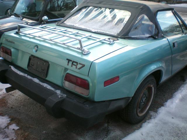 1980 Triumph TR7 | 901841