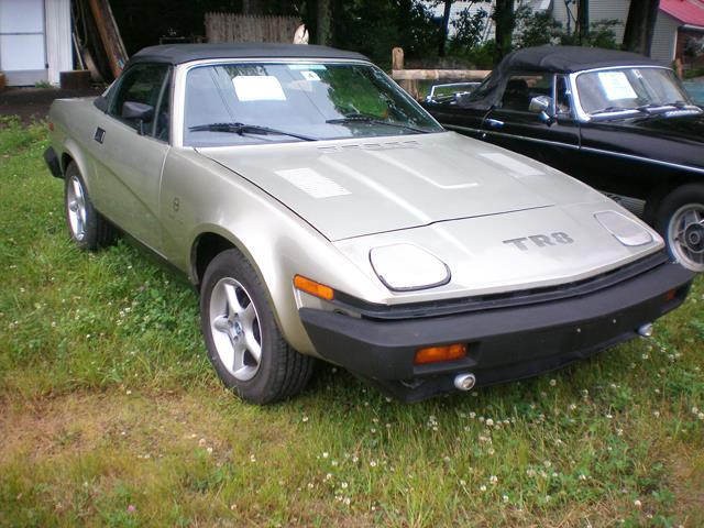 1980 Triumph TR8 | 901846