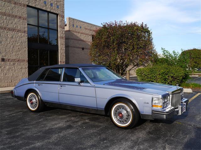 1984 Cadillac Seville | 901847