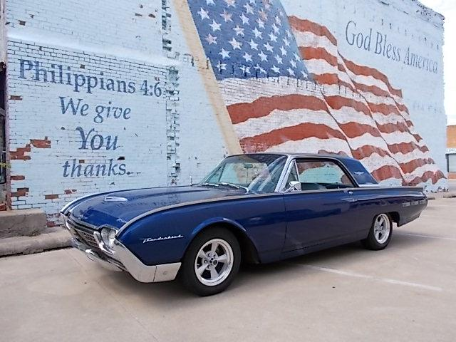 1962 Ford Thunderbird | 901848