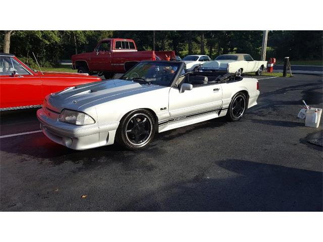 1991 Ford Mustang GT | 901857