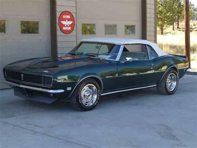 1968 Chevrolet Camaro | 901860
