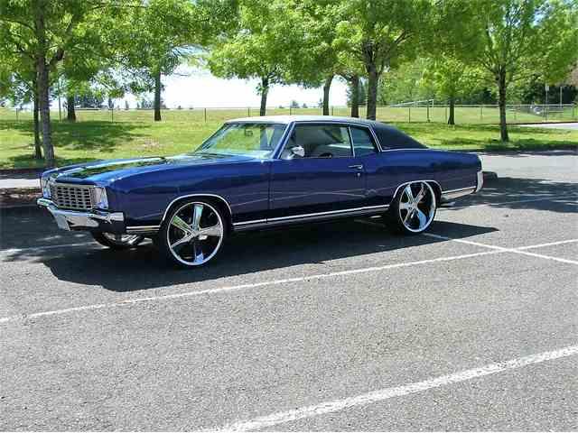 1972 Chevrolet Monte Carlo | 901862