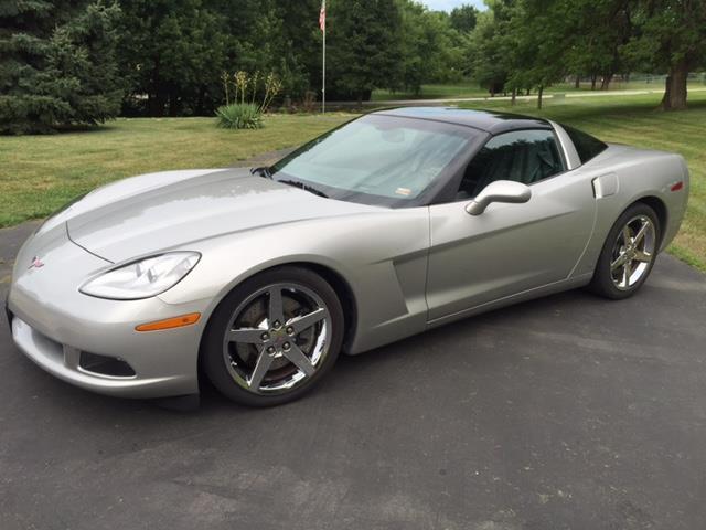 2007 Chevrolet Corvette | 901867