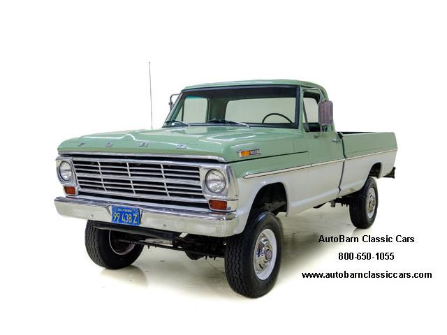 1969 Ford F250 | 901876