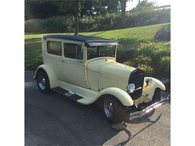 1929 Ford 2 dr sedan hotrod | 901892