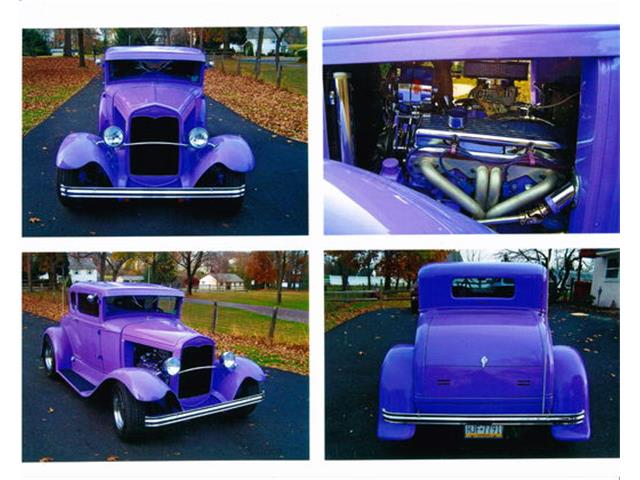 1931 Ford 5-Window Coupe | 901894