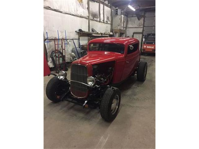 1932 Ford 3-Window Coupe | 901895